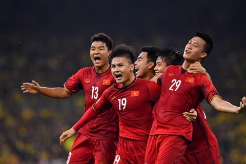 FIFA ghi nhan ky luc 18 tran bat bai cua tuyen Viet Nam hinh anh