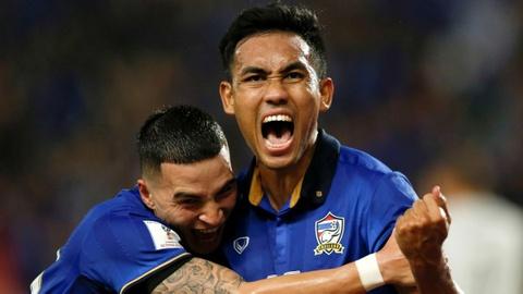 Tuyen Thai Lan duoc danh gia cao truoc tran ra quan Asian Cup hinh anh