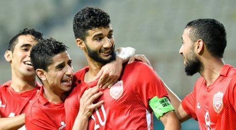 Tuyen thu Bahrain quyet cho Thai Lan om han o Asian Cup hinh anh