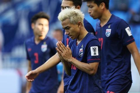 Thai Lan gap Trung Quoc tai vong 1/8 Asian Cup hinh anh