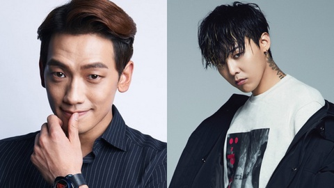 Bi Rain bo xa G-Dragon ve tong luong fan trong cac dem dien solo hinh anh