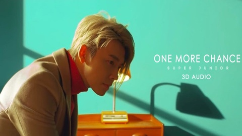 Ca khuc One More Chance - Super Junior hinh anh