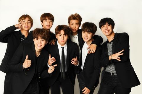 Trưởng nhóm RM: 'Phép màu giúp BTS ngày càng nổi tiếng'