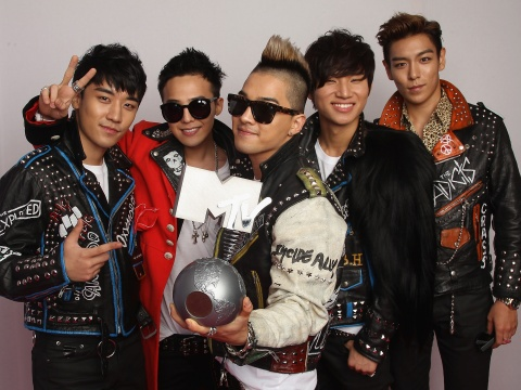 Kpop sau 10 nam: SNSD chi con danh xung, Big Bang tam roi dinh cao hinh anh 3