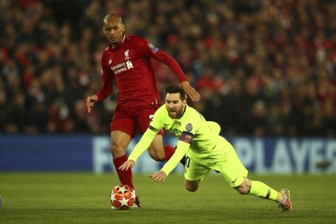 Messi, Moura dan dau doi hinh tieu bieu ban ket Champions League hinh anh 9