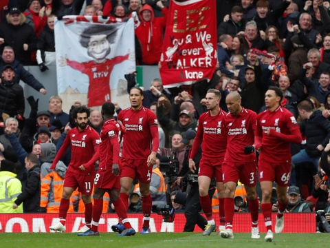 Liverpool va nhung doi ve nhi vi dai cua chau Au hinh anh 2