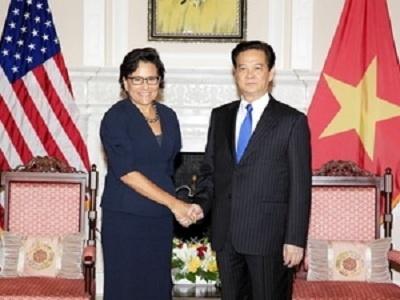 De nghi Hoa Ky cong nhan Viet Nam la nen kinh te thi truong hinh anh