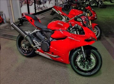 Nguoi Nhat lai 'pha' Ducati 899 Panigale hinh anh