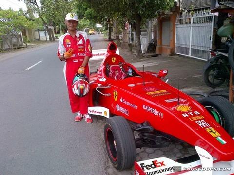 Sieu xe dua Ferrari F1 che gia 90 trieu dong hinh anh