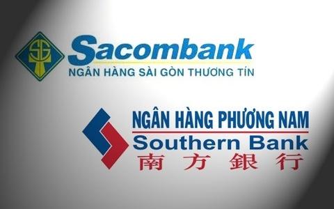 Van chua the sap nhap Southern Bank vao Sacombank hinh anh