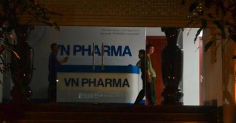 Cong ty VN Pharma len tieng vu Chu tich HDQT bi trieu tap hinh anh
