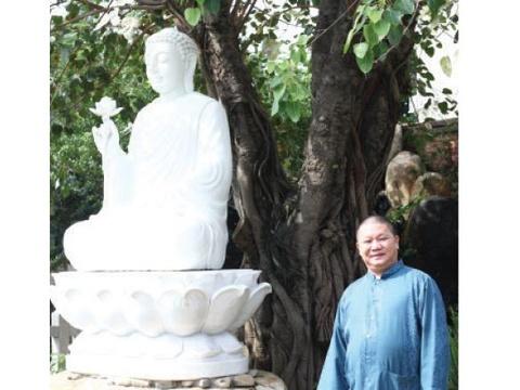 Doanh nhan Le Phuoc Vu: Chuyen dao va doi hinh anh