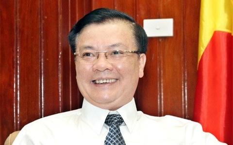 Bo truong Tai chinh: 'No cong van an toan' hinh anh