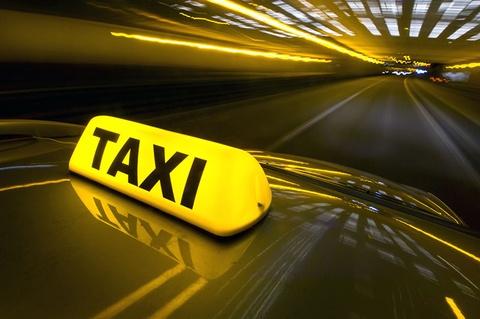 mua xe chạy taxi