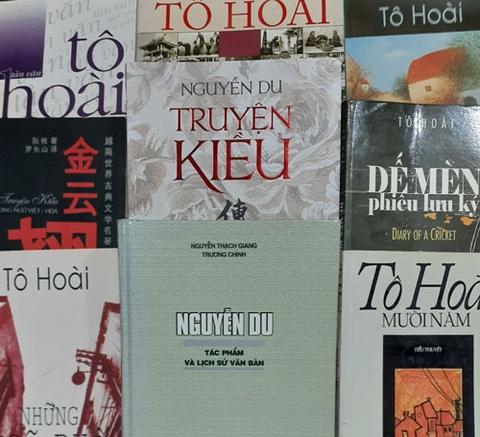 To Hoai va Nguyen Du - moi duyen van tram nam? hinh anh
