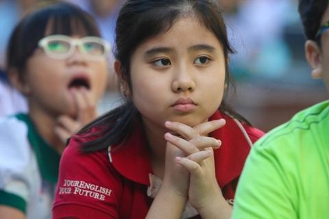Hon 4.000 thi sinh tranh suat vao lop 6 truong chuyen Tran Dai Nghia hinh anh