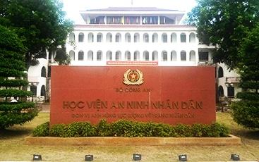 Thu khoa truong cong an den tu Son La, Hoa Binh: Se bao cao Bo Cong an hinh anh