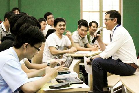 GS Duong Nguyen Vu - 'cha de' 2 chuong trinh dao tao nhan tai xuat sac hinh anh 3