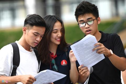 ĐH Quốc gia TP.HCM công bố đề thi mẫu đánh giá năng lực năm 2019