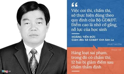 'Khong the noi cha me khong biet chuyen nang diem cho thi sinh' hinh anh 2