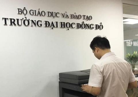Ke ho nao cua Bo GD&DT khien DH Dong Do 'nhon nho' dao tao van bang 2? hinh anh