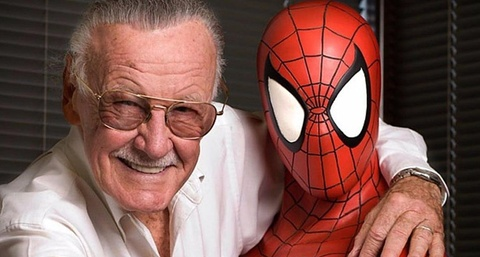 Con gai Stan Lee dung ve phia Sony, chi trich Marvel vi vu Spider-Man hinh anh