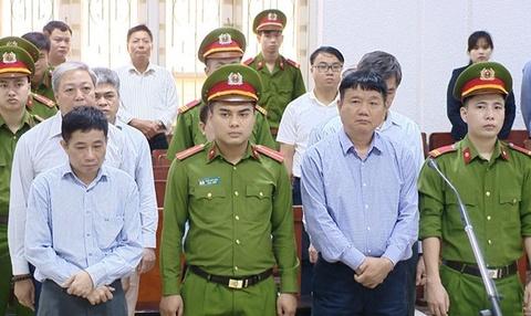 Dinh La Thang sap hau toa phuc tham vu PVN mat 800 ty hinh anh