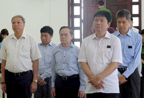 Bi cao vu Dinh La Thang: Mat 800 ty khong phai loi cua PVN hinh anh