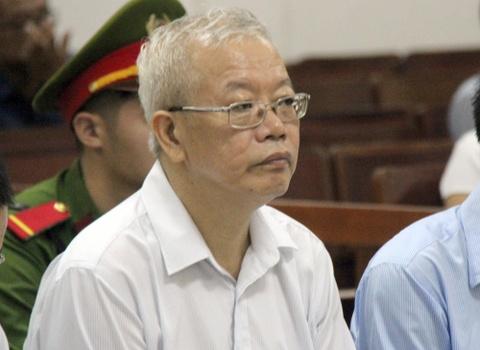 Cuu Chu tich PVTEX: 'Toi khong co y thuc nhan hoi lo' hinh anh