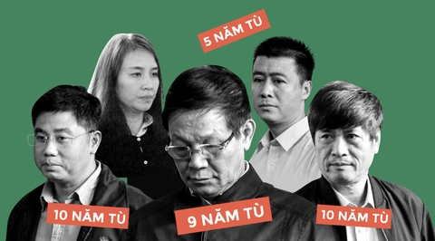 Phan Van Vinh linh 9 nam tu, Nguyen Thanh Hoa bi phat kich khung hinh anh