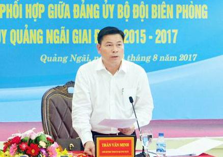 Pho bi thu Quang Ngai lam Pho tong Thanh tra Chinh phu hinh anh