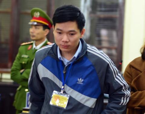 Hoang Cong Luong noi gi tai toa sau 5 ngay giu quyen im lang? hinh anh