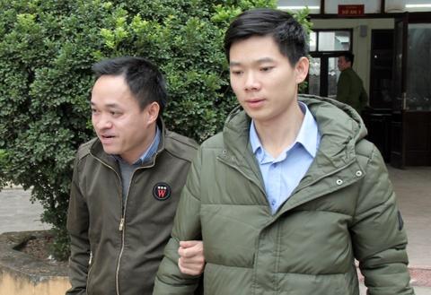 Cuu giam doc benh vien xin toa khoan hong cho Hoang Cong Luong hinh anh