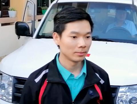 Hoang Cong Luong linh 42 thang tu: 'Toi chac chan se khang cao' hinh anh