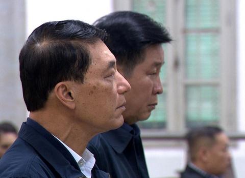 Cuu thu truong Bo Cong an Tran Viet Tan khang cao hinh anh