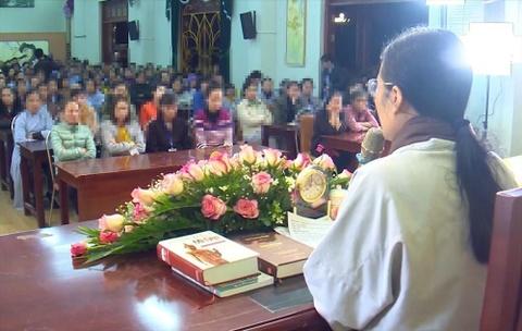 Truyen ba vong bao oan o chua Ba Vang: Co the khoi to vu an hinh anh