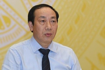 Cuu Thu truong Bo GTVT Nguyen Hong Truong bi bat hinh anh