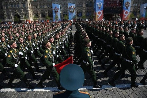 13.000 binh si Nga tong duyet truoc dieu binh Ngay Chien thang hinh anh 4