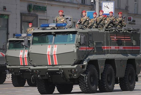 13.000 binh si Nga tong duyet truoc dieu binh Ngay Chien thang hinh anh 6