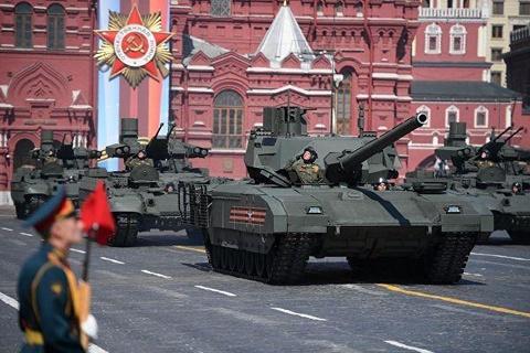 13.000 binh si Nga tong duyet truoc dieu binh Ngay Chien thang hinh anh 7