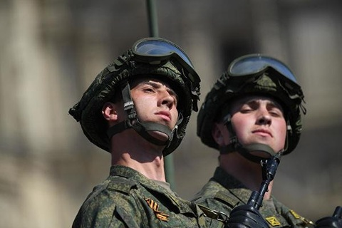 13.000 binh si Nga tong duyet truoc dieu binh Ngay Chien thang hinh anh 8