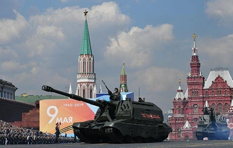 13.000 binh si Nga tong duyet truoc dieu binh Ngay Chien thang hinh anh 9