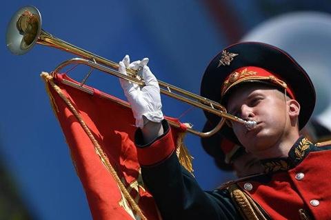 13.000 binh si Nga tong duyet truoc dieu binh Ngay Chien thang hinh anh 1