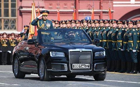13.000 binh si Nga tong duyet truoc dieu binh Ngay Chien thang hinh anh 2