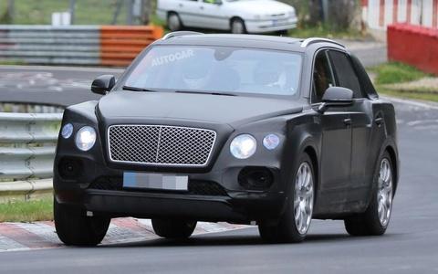 Bentley du dinh san xuat them SUV co nho hinh anh