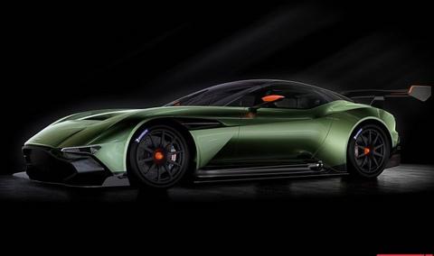 Sieu xe Aston Martin Vulcan 2015 chinh thuc lo dien hinh anh