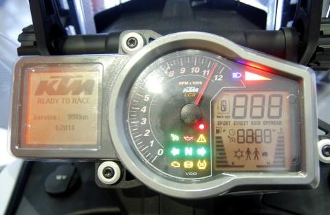 Nhung tinh nang hien dai tren KTM 1290 Super Adventure hinh anh