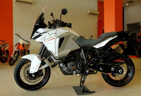 Chi tiet sieu moto phuot KTM 1290 Adventure tai Viet Nam hinh anh
