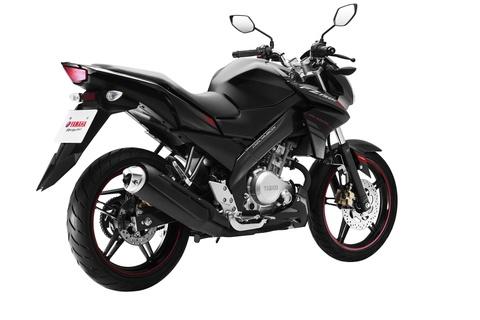 Yamaha FZ150i them phien ban mau den tai Viet Nam hinh anh