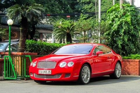 Sieu xe Bentley Continental GT Speed do Hamann o Sai Gon hinh anh